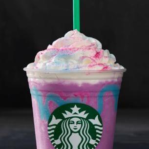Starbucks Unicorn Frapp