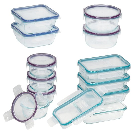 Snapware Glass Storage