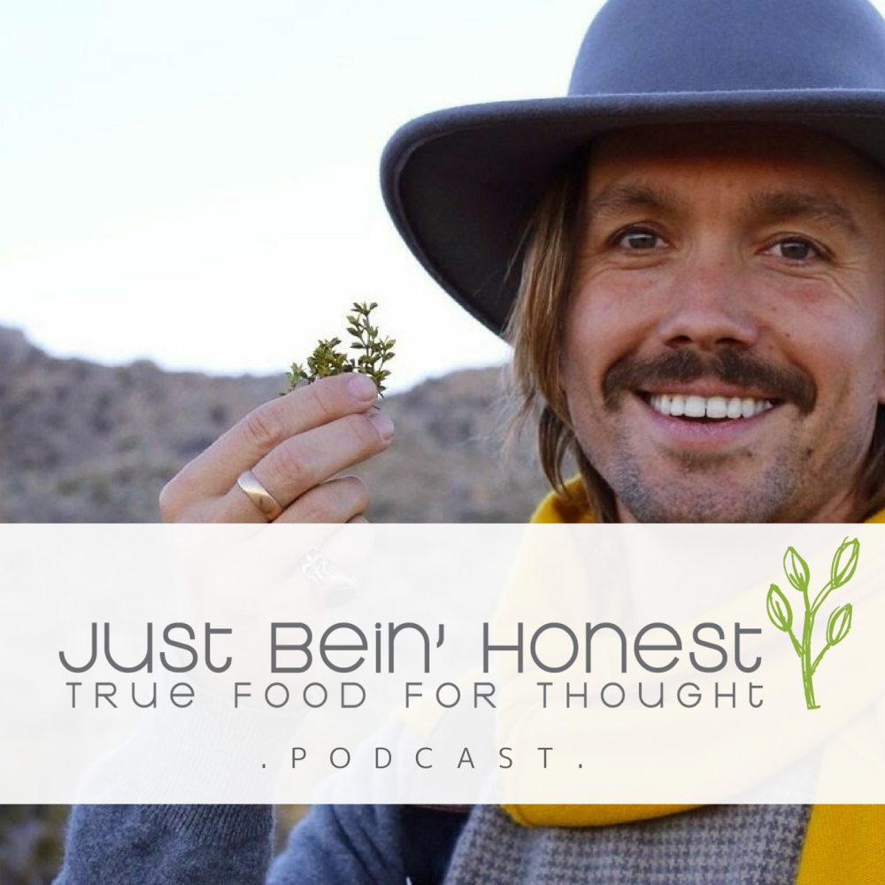 SCOTT LINDE Ep 26 _ Just Bein' Honest - PODCAST