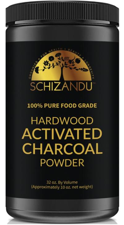 Schizandu Charcoal