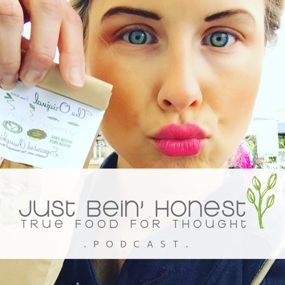 katherine brown ep 52 _ just bein' honest - podcast