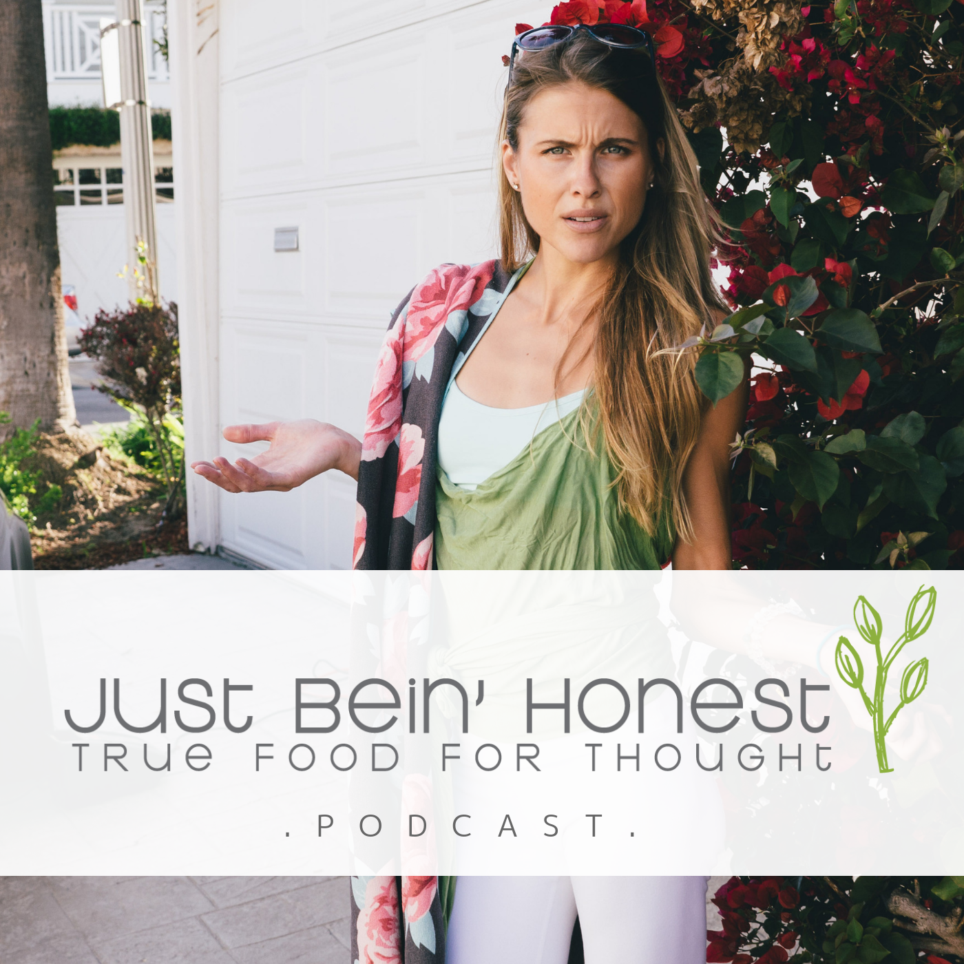 KATHERINE BROWN Ep 63 _ Just Bein' Honest - PODCAST