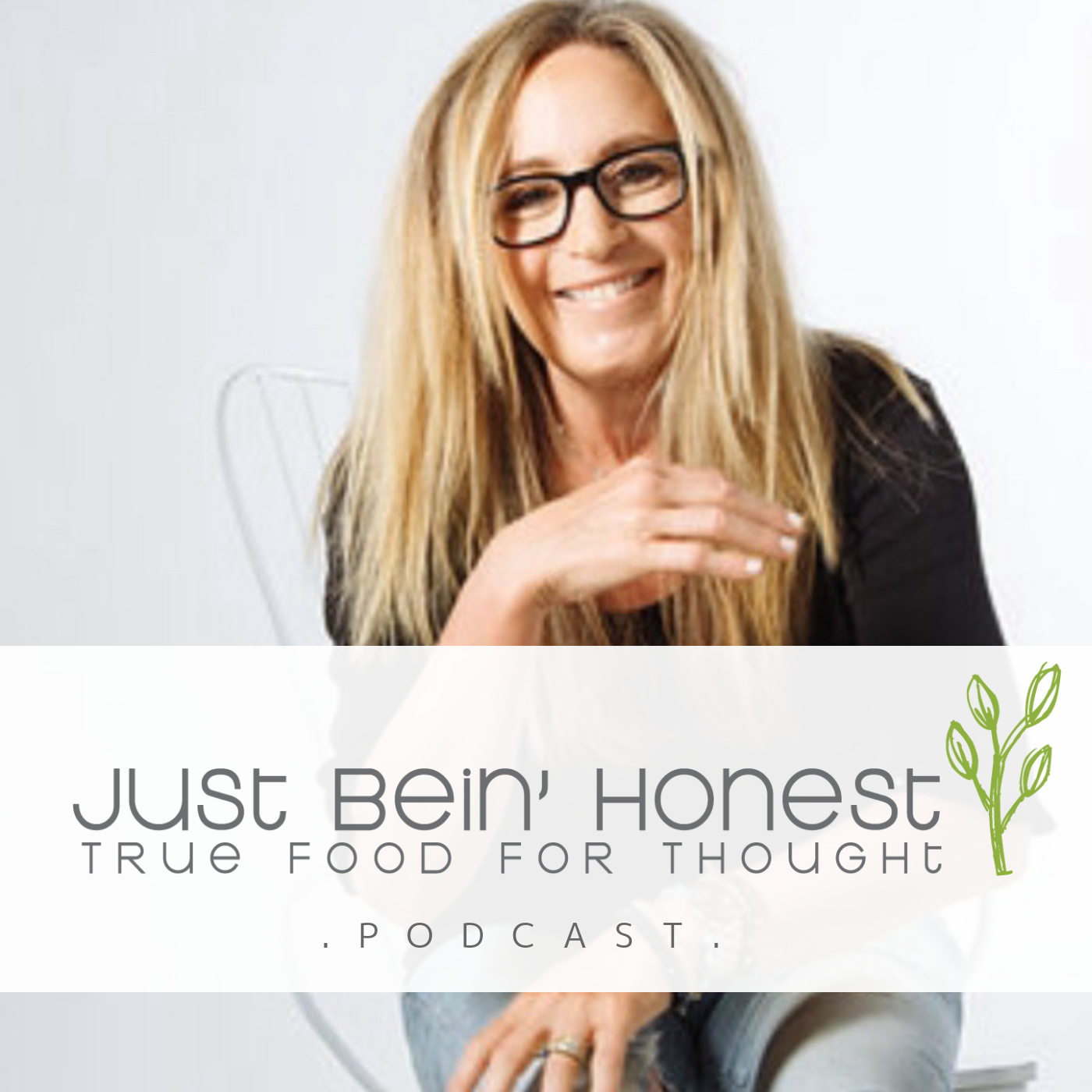 SANDY ABRAMS Ep 64 _ Just Bein' Honest - PODCAST