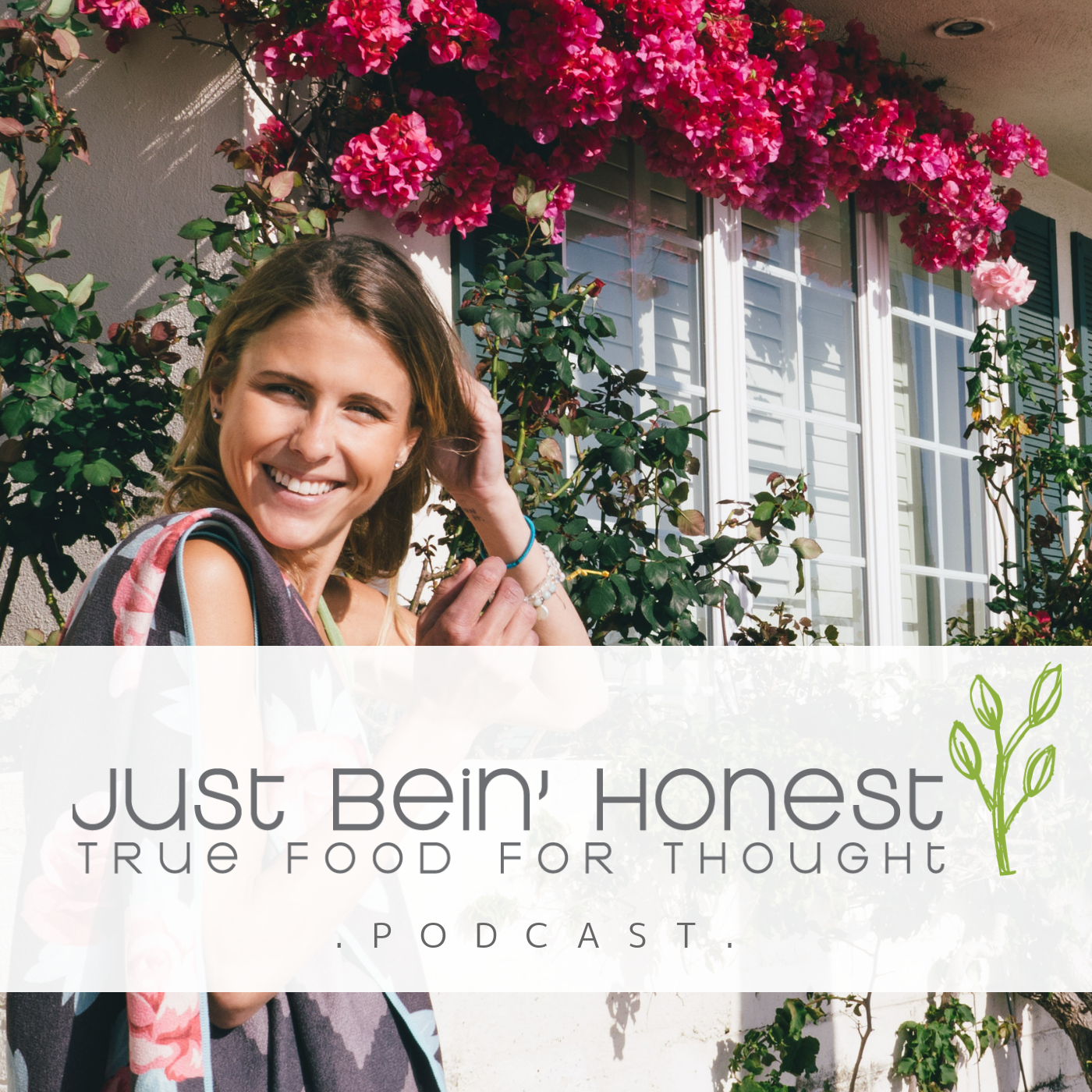 KATHERINE BROWN Ep 79 _ Just Bein' Honest - PODCAST