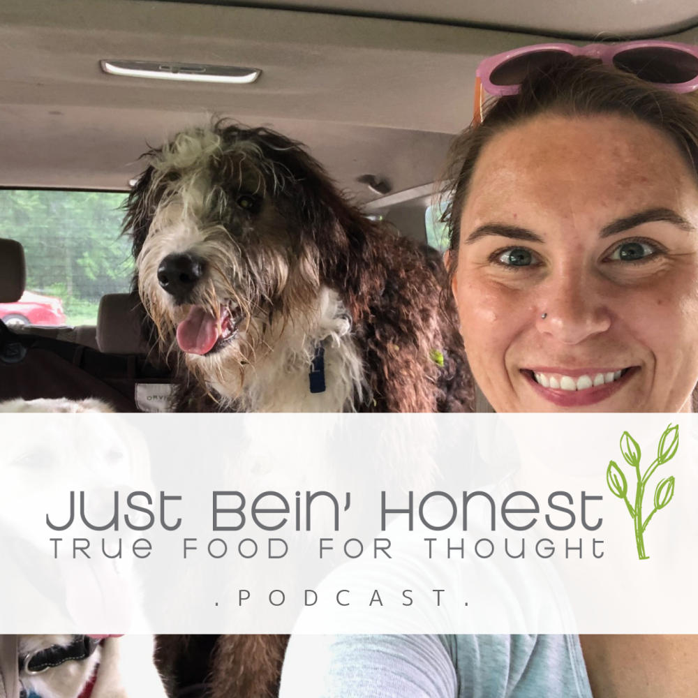 SARAH BRENNER Ep 82 _ Just Bein' Honest - PODCAST