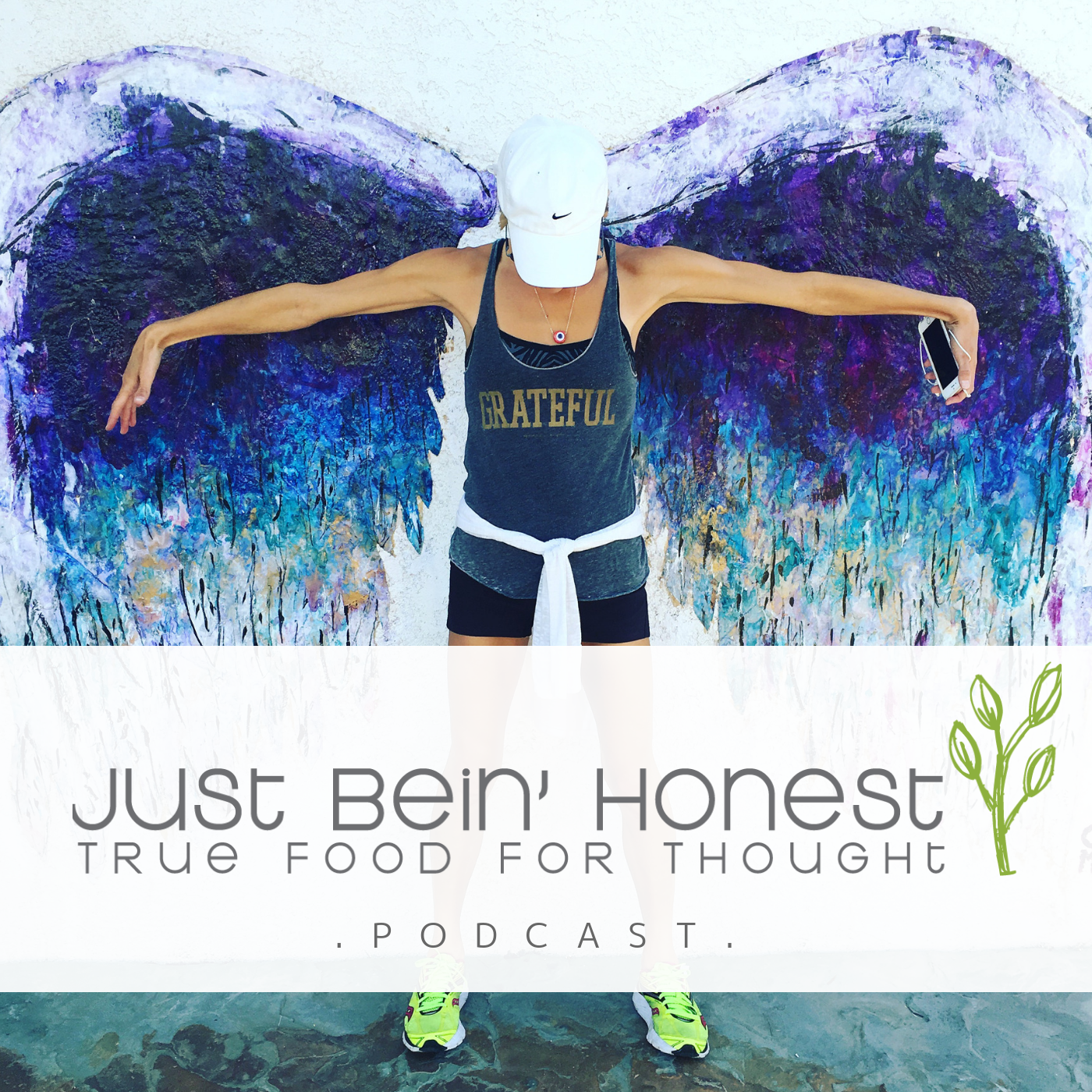 RICHARD JACOBS Ep 83 _ Just Bein' Honest - PODCAST