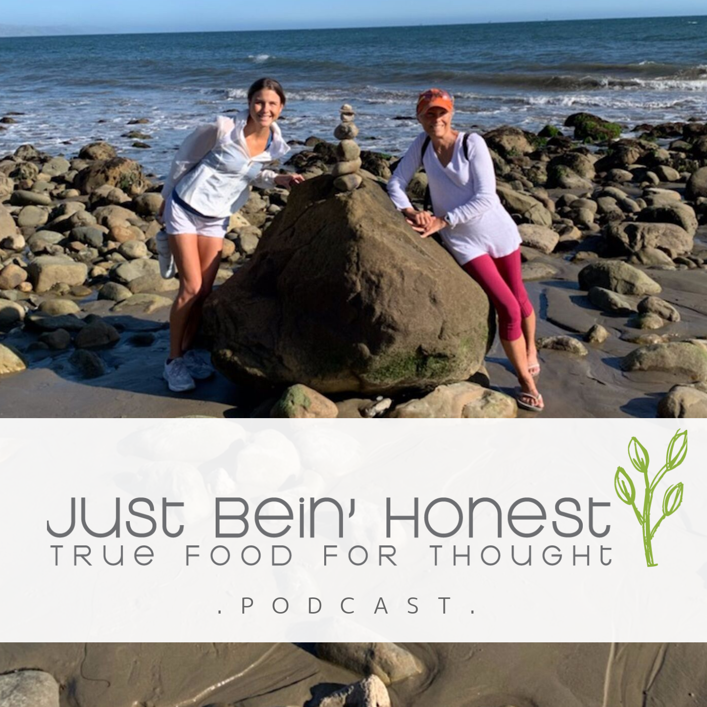 KATHERINE BROWN Ep 88 _ Just Bein' Honest - PODCAST