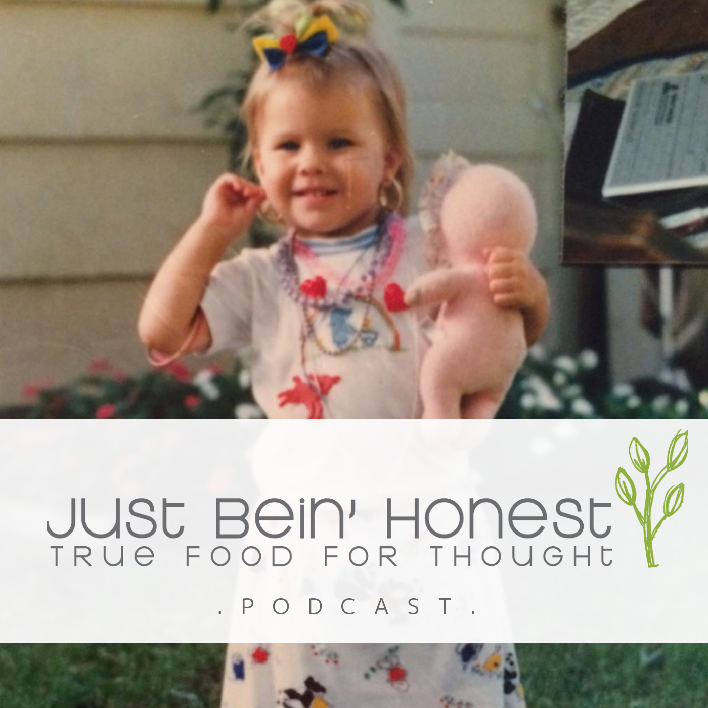 KATHERINE BROWN Ep 89 _ Just Bein' Honest - PODCAST