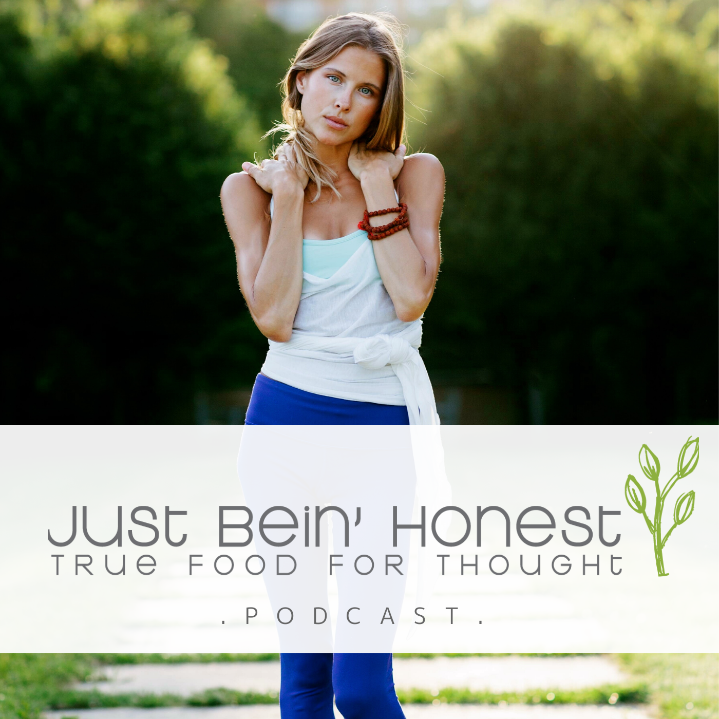KATHERINE BROWN Ep 95 _ Just Bein' Honest - PODCAST