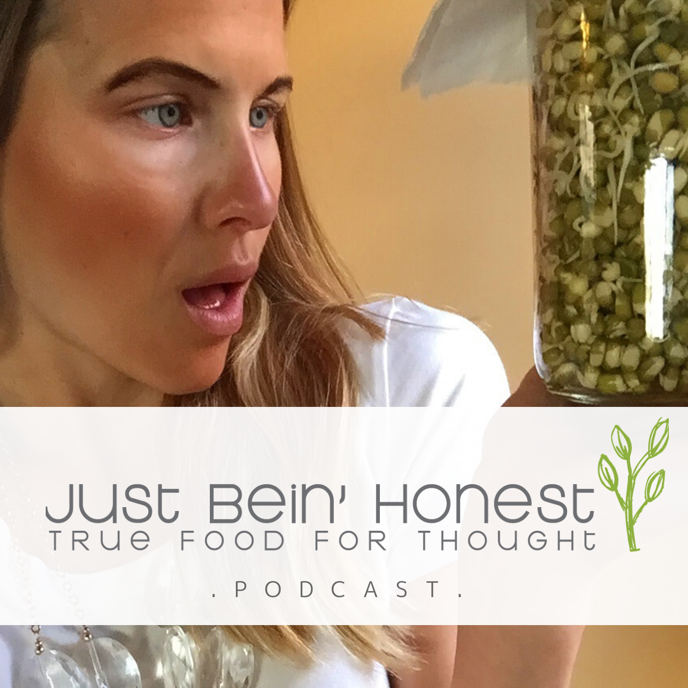 KATHERINE BROWN Ep 96 _ Just Bein' Honest - PODCAST