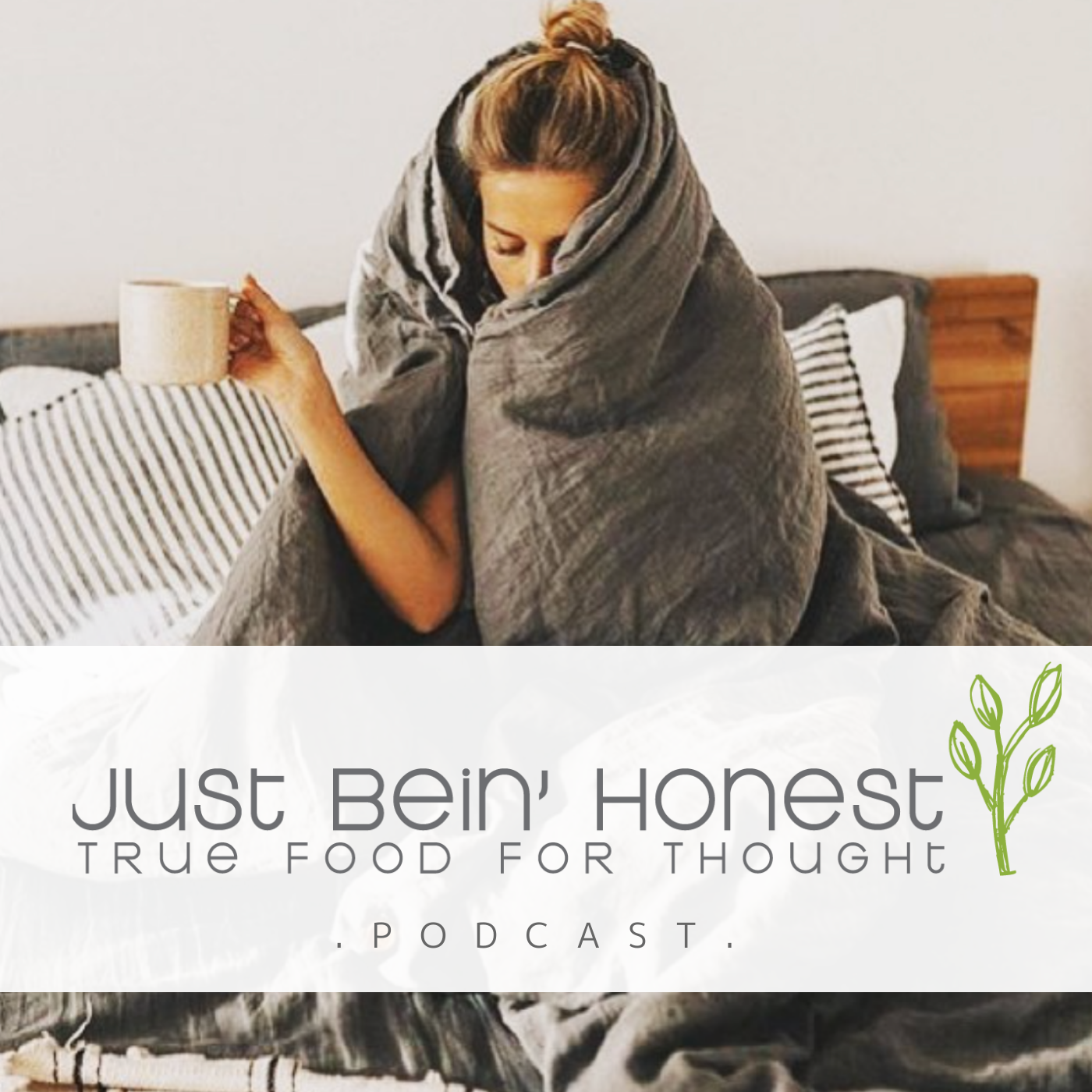 KATHERINE BROWN Ep 101 _ Just Bein' Honest - PODCAST