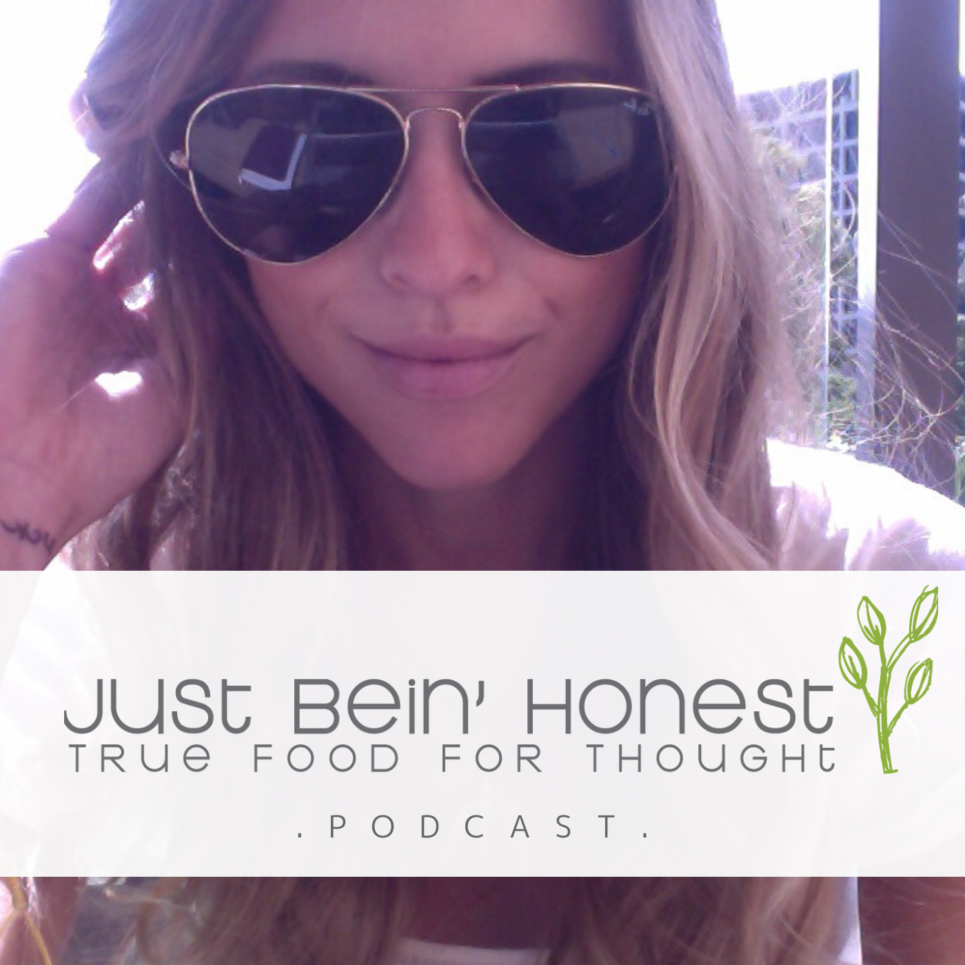 KATHERINE BROWN Ep 109 _ Just Bein' Honest - PODCAST