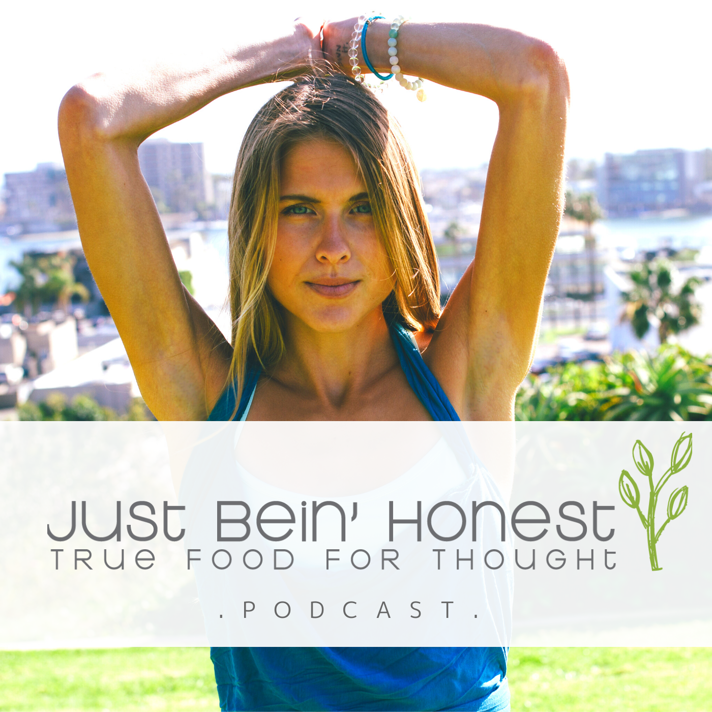 KATHERINE BROWN Ep 120 _ Just Bein' Honest - PODCAST