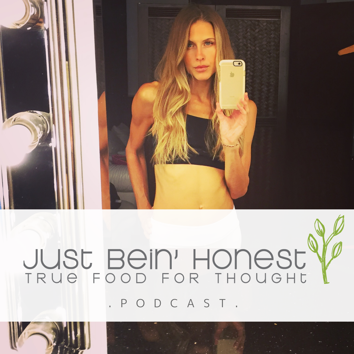 KATHERINE BROWN Ep 122 _ Just Bein' Honest - PODCAST