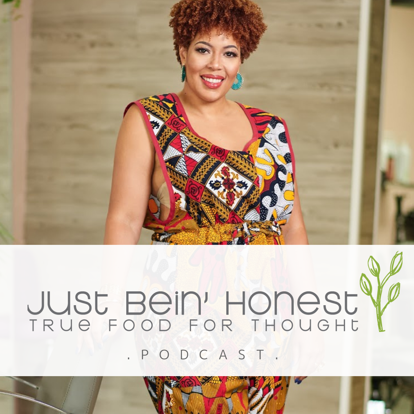 JAMILA POWELL Ep 141 _ Just Bein' Honest - PODCAST