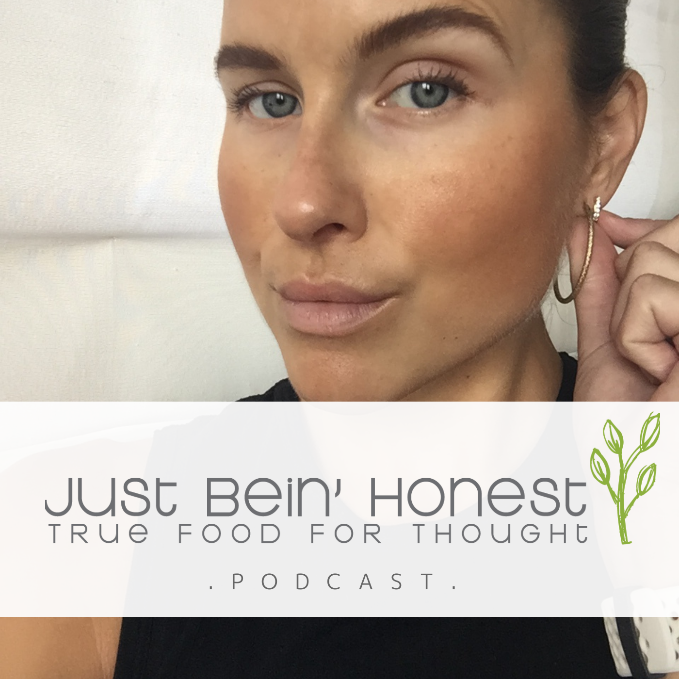 KATHERINE BROWN Ep 140 _ Just Bein' Honest - PODCAST